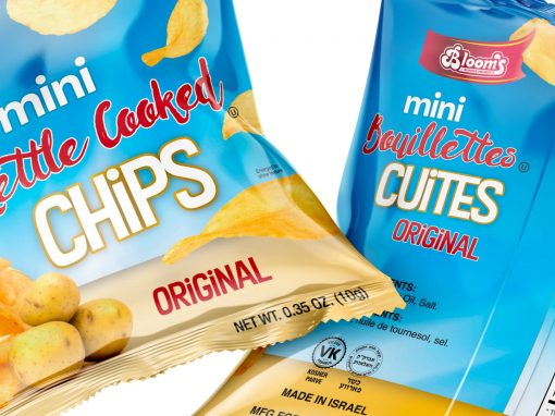 Blooms Mini Kettle Cooked Chips